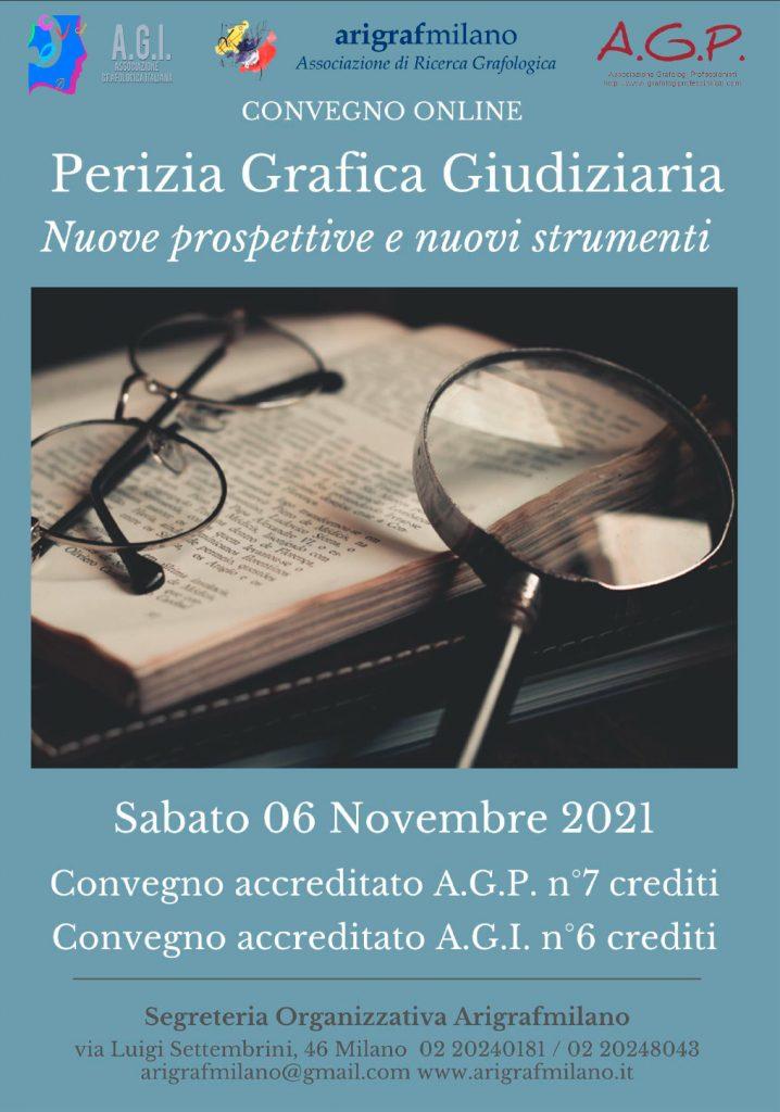 perizia grafica giudiziaria arigrafmilano novembre 2021